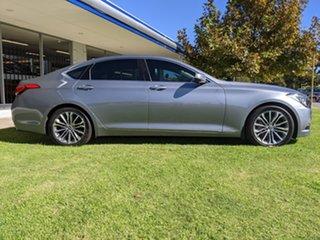 2015 Hyundai Genesis DH Grey 8 Speed Sports Automatic Sedan