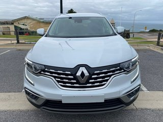 2019 Renault Koleos HZG Zen X-tronic White 1 Speed Constant Variable Wagon
