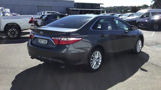 2015 Toyota Camry ASV50R Atara SL Grey 6 Speed Sports Automatic Sedan.