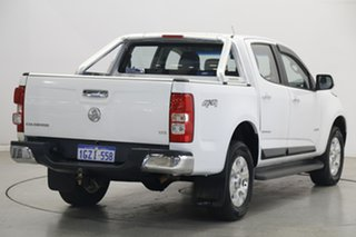 2013 Holden Colorado RG MY13 LTZ Crew Cab White 6 Speed Sports Automatic Utility