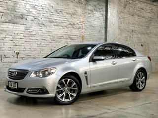 2013 Holden Calais VF MY14 Silver 6 Speed Sports Automatic Sedan.
