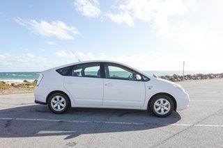 2008 Toyota Prius NHW20R White 1 Speed Constant Variable Liftback Hybrid.