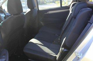 2015 Isuzu MU-X MY15 LS-U Rev-Tronic Silver 5 Speed Sports Automatic Wagon