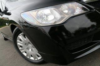 2010 Honda Civic 8th Gen MY10 VTi Crystal Black 5 Speed Manual Sedan.