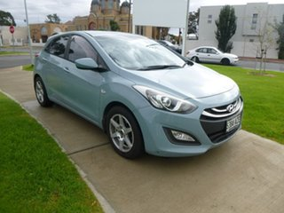 2013 Hyundai i30 GD Active Grey 6 Speed Sports Automatic Hatchback.
