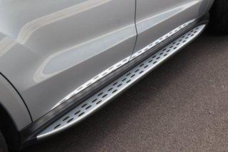 2013 Mercedes-Benz GL-Class X166 GL350 BlueTEC 7G-Tronic + Silver 7 Speed Sports Automatic Wagon