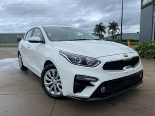 2019 Kia Cerato BD MY20 S White/011119 6 Speed Sports Automatic Hatchback.