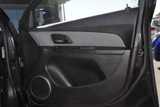 2010 Holden Cruze JG CD Black 5 Speed Manual Sedan