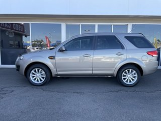 2014 Ford Territory SZ MkII TX Seq Sport Shift Beige 6 Speed Sports Automatic Wagon