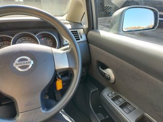 2006 Nissan Tiida C11 ST-L 4 Speed Automatic Hatchback