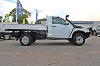 2015 Isuzu D-MAX MY15 SX White 5 Speed Manual Cab Chassis