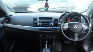 2009 Mitsubishi Lancer CJ MY10 ES Grey 6 Speed Constant Variable Sedan.