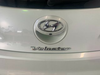 2015 Hyundai Veloster FS4 Series II SR Coupe D-CT Turbo + White 7 Speed Sports Automatic Dual Clutch