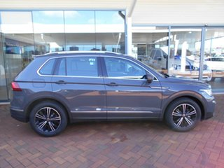 2020 Volkswagen Tiguan 5N MY21 110TSI Life DSG 2WD Dolphin Grey 6 Speed Sports Automatic Dual Clutch.