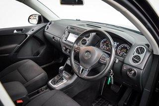 2015 Volkswagen Tiguan 5N MY15 118TSI DSG 2WD Black 6 Speed Sports Automatic Dual Clutch Wagon