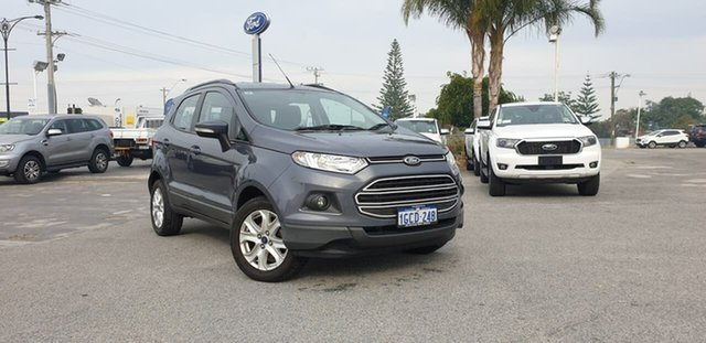 Used Ford Ecosport BK Trend Morley, 2015 Ford Ecosport BK Trend Smoke 5 Speed Manual Wagon