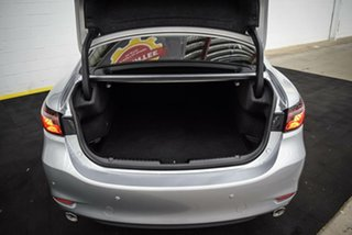 2019 Mazda 6 GL1032 Sport SKYACTIV-Drive Silver 6 Speed Sports Automatic Sedan