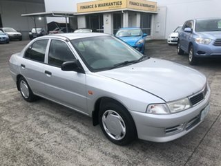 2000 Mitsubishi Lancer CE2 GLi Silver 5 Speed Manual Coupe.