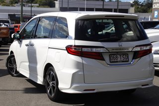 2014 Honda Odyssey RC MY14 VTi-L White 7 Speed Constant Variable Wagon