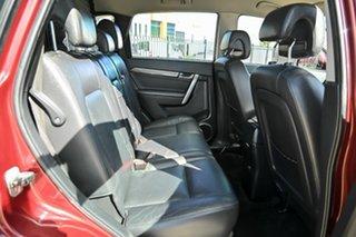 2007 Holden Captiva CG LX AWD Red 5 Speed Sports Automatic Wagon