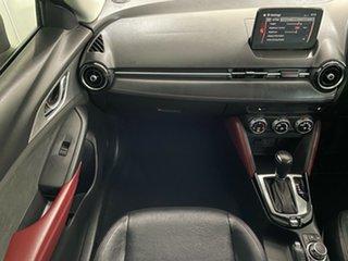 2017 Mazda CX-3 DK4W7A Akari SKYACTIV-Drive i-ACTIV AWD Black 6 Speed Sports Automatic Wagon