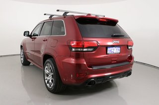 2014 Jeep Grand Cherokee WK MY14 SRT 8 (4x4) Red 8 Speed Automatic Wagon