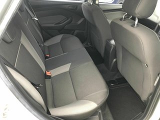 2012 Ford Focus LW MkII Ambiente Silver 5 Speed Manual Hatchback