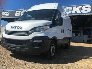 2017 Iveco Daily 35S13 White 8 Speed Auto Active Select Van.