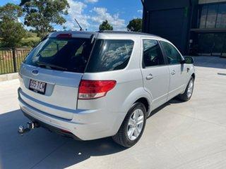 2012 Ford Territory SZ TX Seq Sport Shift RWD Limited Edition Silver 6 Speed Sports Automatic Wagon