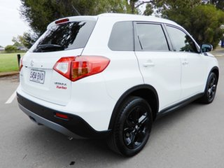 2016 Suzuki Vitara LY S Turbo 2WD White 6 Speed Sports Automatic Wagon