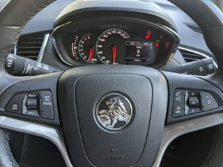 2019 Holden Trax TJ MY20 LTZ Silver 6 Speed Automatic Wagon