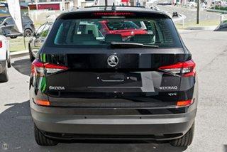 2020 Skoda Kodiaq NS MY20.5 132TSI DSG Black 7 Speed Sports Automatic Dual Clutch Wagon.