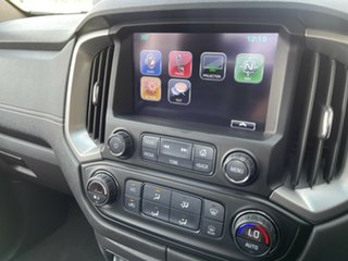 2016 Holden Colorado RG MY16 Z71 Crew Cab Grey/040117 6 Speed Sports Automatic Utility
