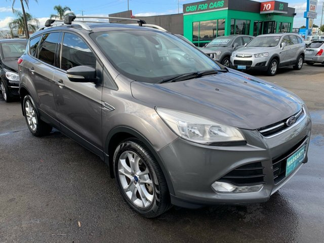 Used Ford Kuga TF Trend (AWD) Cheltenham, 2013 Ford Kuga TF Trend (AWD) Grey 6 Speed Automatic Wagon
