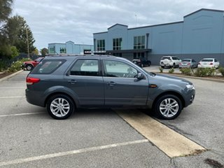 2012 Ford Territory SZ TS Seq Sport Shift Edge 6 Speed Sports Automatic Wagon