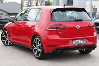 2018 Volkswagen Golf 7.5 MY19 GTI DSG Tornado Red 7 Speed Sports Automatic Dual Clutch Hatchback.