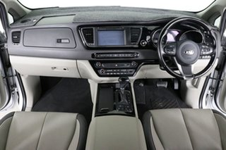 2015 Kia Carnival YP Platinum Silver 6 Speed Automatic Wagon