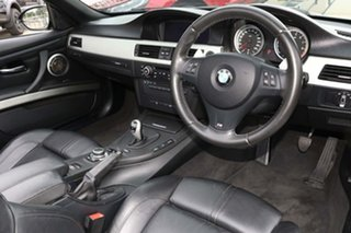 2010 BMW M3 E93 MY10.5 M-DCT Grey 7 Speed Sports Automatic Dual Clutch Convertible