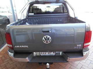 2020 Volkswagen Amarok 2H MY21 TDI580 4MOTION Perm Highline Indium Grey 8 Speed Automatic Utility