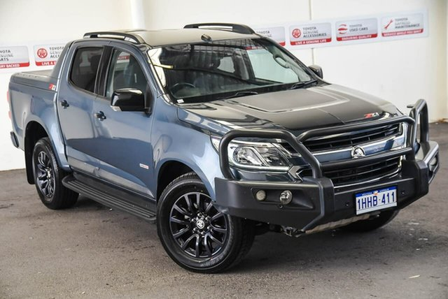 Pre-Owned Holden Colorado RG MY19 Z71 (4x4) (5Yr) Myaree, 2019 Holden Colorado RG MY19 Z71 (4x4) (5Yr) Grey 6 Speed Automatic Crew Cab Pickup