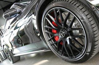 2017 Mercedes-Benz C-Class W205 808MY C63 AMG SPEEDSHIFT MCT S Black 7 Speed Sports Automatic Sedan