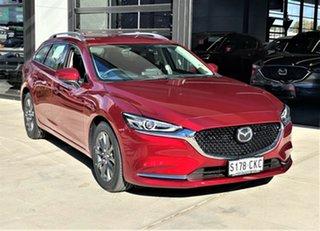 2021 Mazda 6 Touring SKYACTIV-Drive Wagon.