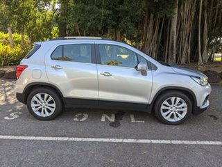 2019 Holden Trax TJ MY20 LTZ Silver 6 Speed Automatic Wagon.