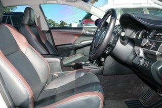 2016 Toyota Camry ASV50R Atara SX Silver Metallic 6 Speed Sports Automatic Sedan