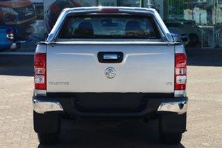 2017 Holden Colorado RG MY17 LTZ (4x4) Silver 6 Speed Automatic Crew Cab Pickup