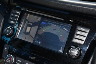 2015 Nissan Qashqai J11 TI Blue 6 Speed Manual Wagon