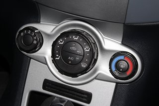 2012 Ford Fiesta WT LX PwrShift Orange 6 Speed Sports Automatic Dual Clutch Hatchback