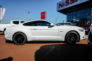 2016 Ford Mustang FM 2017MY GT Fastback SelectShift White 6 Speed Sports Automatic Fastback.