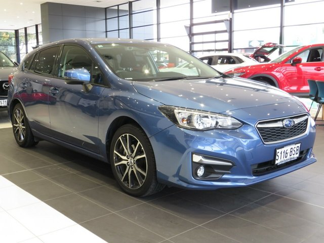 Used Subaru Impreza G5 MY17 2.0i-L CVT AWD Edwardstown, 2017 Subaru Impreza 2.0i-L CVT AWD Hatchback