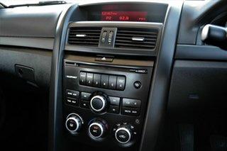 2008 Holden Commodore VE MY09 SV6 Red 6 Speed Manual Sedan